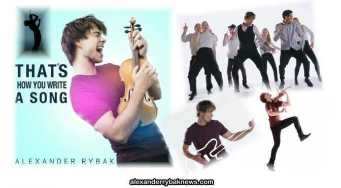 """That's How You Write a Song"" – Alexander Rybak"